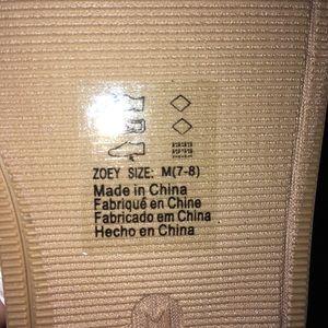"ffb9bf599943 David s Bridal Shoes - David s Bridal ""BRIDE"" Flip Flops"